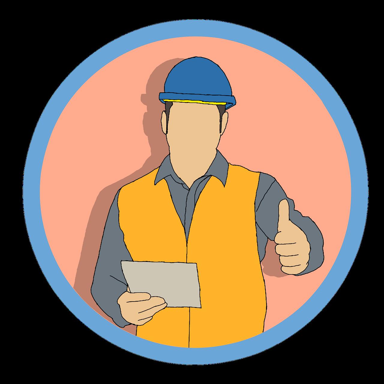 ocupación, industria de construccion, trabajo
