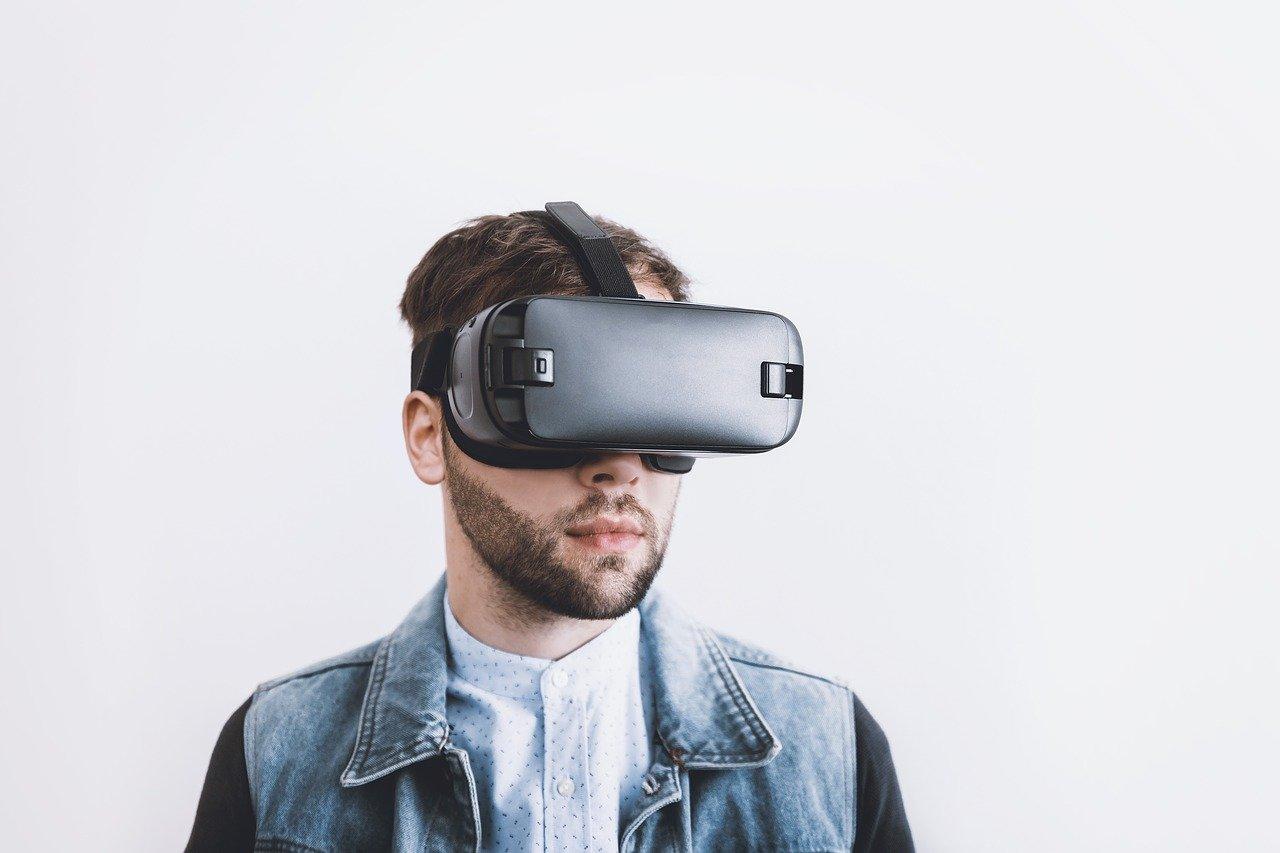 vr, virtual, realidad virtual
