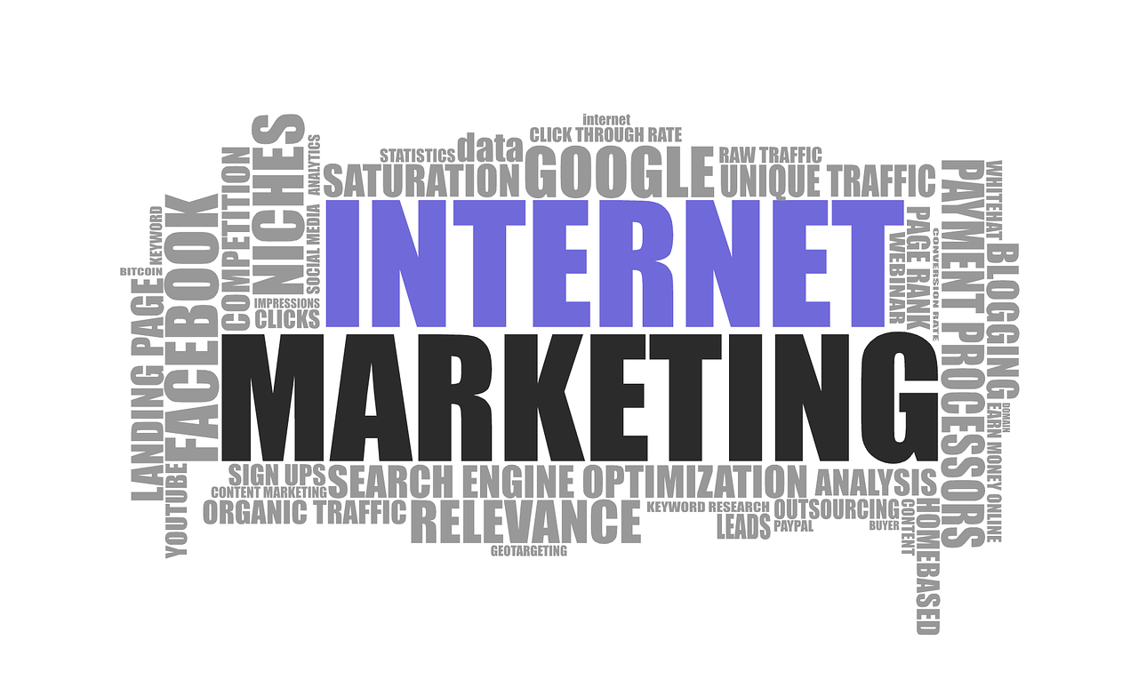 comercialización del internet, marketing digital, comercialización