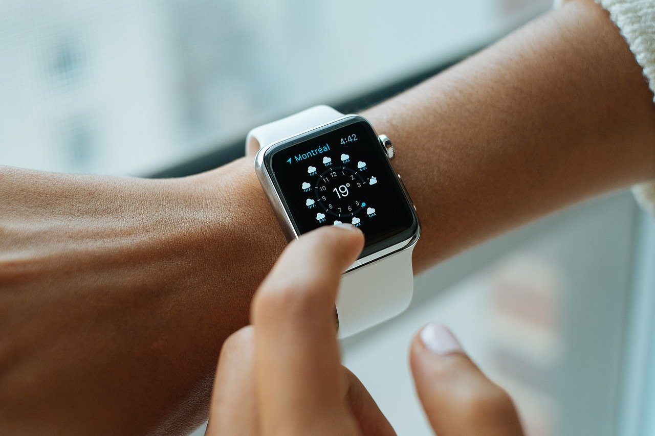 reloj inteligente, apple, tecnología