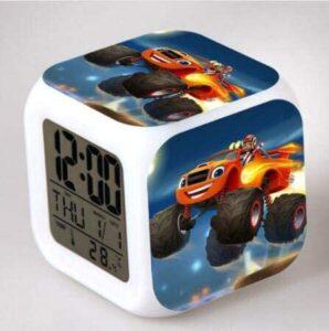 reloj digital blaze