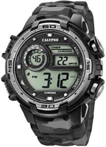 reloj digital calipso