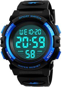 reloj digital pare