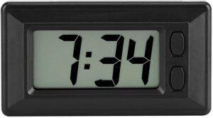reloj digital pegar