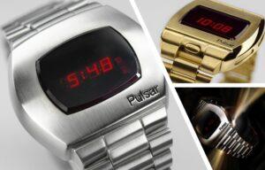 reloj digital pulsar