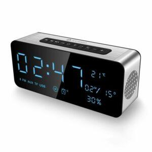 reloj digital radio