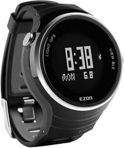 reloj digital running