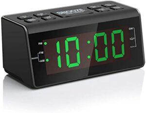 reloj digital sueño