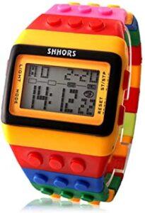 reloj lego digital