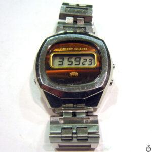 reloj orient digital