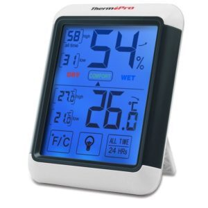 termometro digital esterior